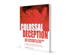 Colossal Deception book